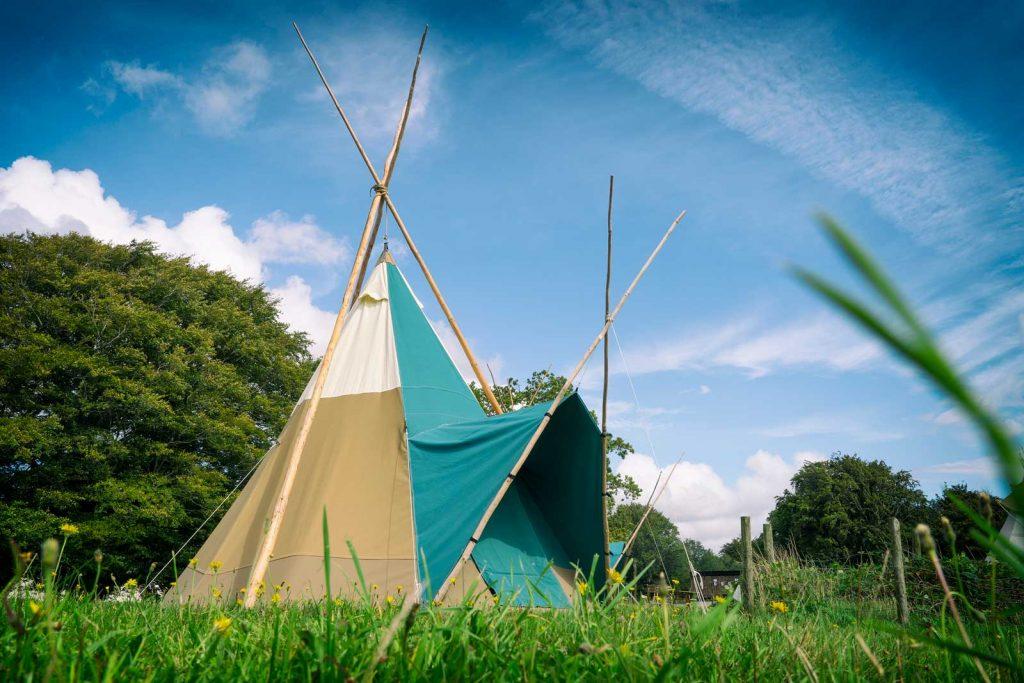 Trilodge Tipi Tent